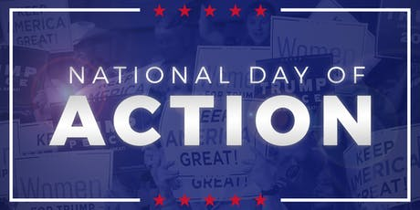 Trump Victory National Day of Action - Epping tickets