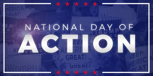 Trump Victory National Day of Action - Epping