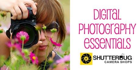 Digital Photography Essentials tickets