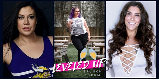 Leveled Up Brunch Forum on the Beach
