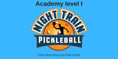 Night Train Pickleball Academy Level I