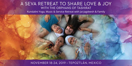 Tashirat - Seva Retreat w/Jai-Jagdeesh, Ravi Inder, Avtar & Sat Kartar