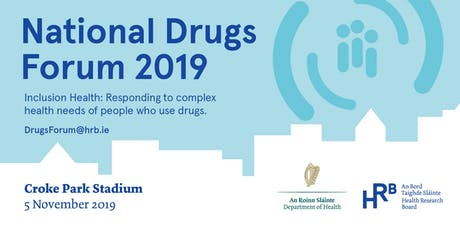 National Drugs Forum 2019 tickets