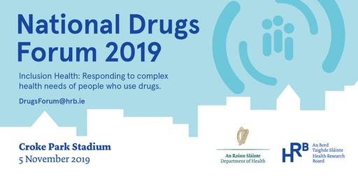 National Drugs Forum 2019