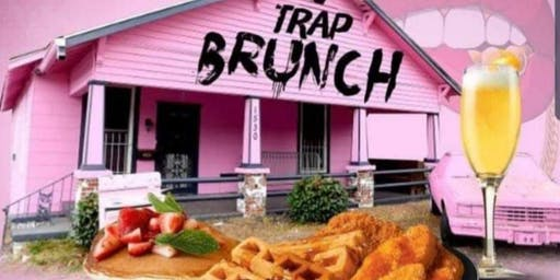 TRAP'N BRUNCH ALUMNI HOMECOMING EDITION
