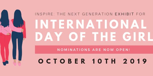 INSPIRE: Day of the Girl