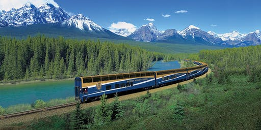 Rocky Mountaineer Tour Presentation