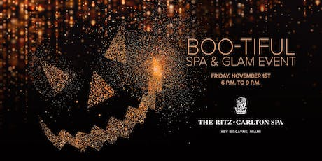BOO-tiful Spa & Glam Event  tickets