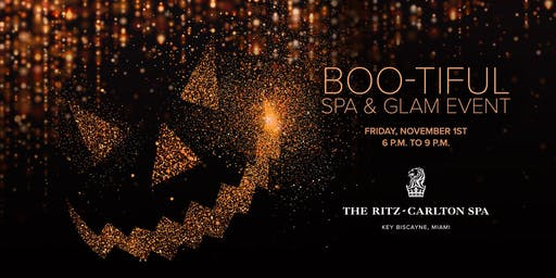BOO-tiful Spa & Glam Event