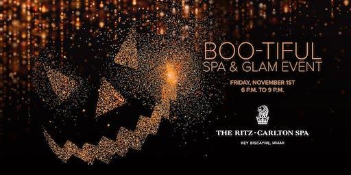 BOO-tiful Spa & Glam Event