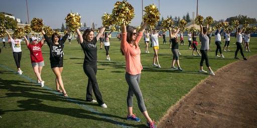 All Clovis Week Cheerleading Alumni Event - Clovis West