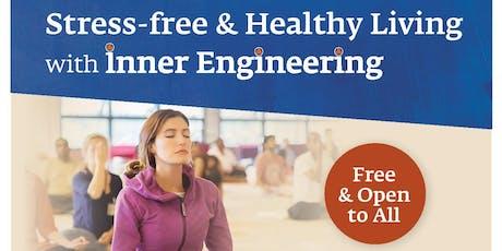 Inner Engineering - Intro Talk (Yoga and Meditation) tickets