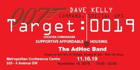 Target:0019 tickets