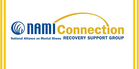 NAMI Hall Connection Recovery Support Groups-Online tickets