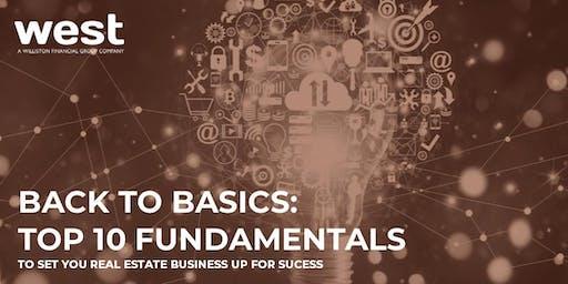 Back to Basics: Top Ten Fundamentals