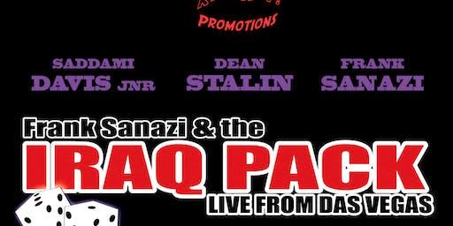 FRANK SANAZI & THE IRAQ PACK