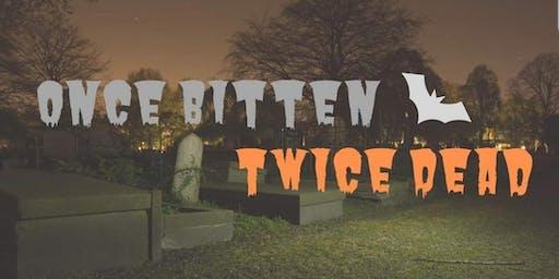 Murder Mystery Dinner: Once Bitten, Twice Dead