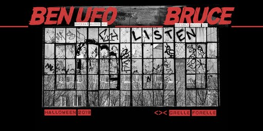 Halloween w/ Ben UFO + Bruce || Grelle Forelle