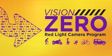 Red Light Cameras Information Session tickets