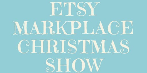 ETSY Marketplace Christmas Show, Barrie