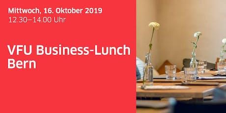 VFU Business-Lunch Bern billets