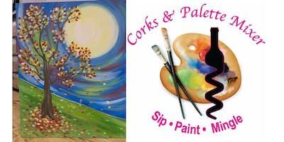 Paint & Chill SEASONS CHANGE