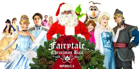 Fairytale Christmas Ball - Naperville tickets