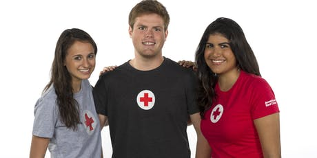 American Red Cross Volunteer Fair Event tickets