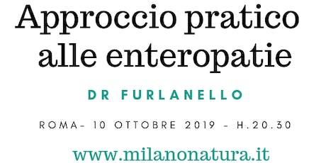 Approccio pratico alle enteropatie croniche veterinarie - ROMA biglietti