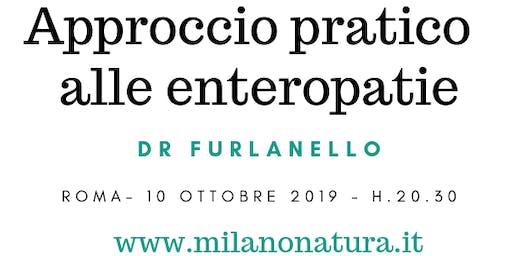 Approccio pratico alle enteropatie croniche veterinarie - ROMA