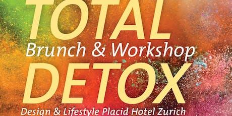 Total Detox Brunch & Workshop Tickets