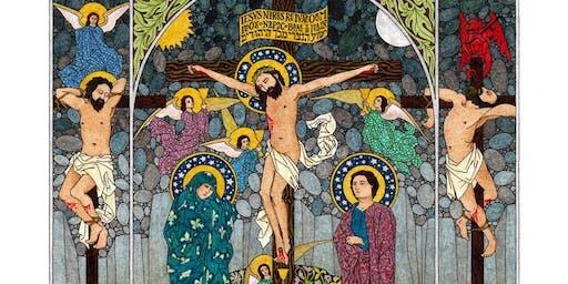 """""""My God! My God!"""" Lenten Retreat"""