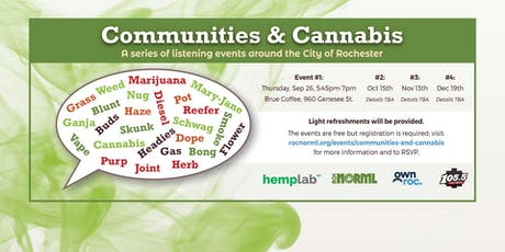 Communities & Cannabis tickets