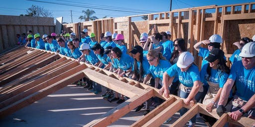 Help build a home  with Habitat for Humanity and Thrivent Financial!