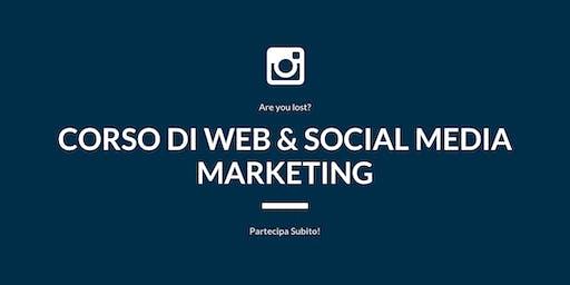 Corso di Web & Social Media Marketing