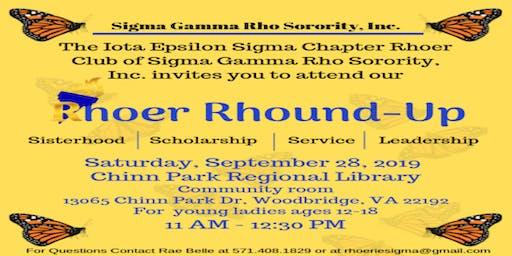 Rhoer Rhound Up