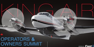 KING AIR SUMMIT CANADA - SPONSOR  SEPT.17TH  - 2020