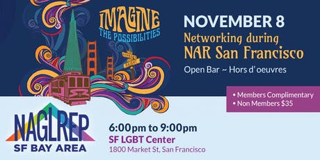 NAGLREP Network During NAR SF Nov 8 tickets