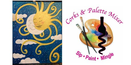 Kids Paint & Snack tickets