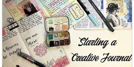 Creative Journaling tickets