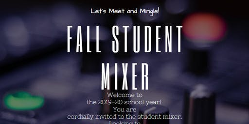 Valley College Student Mixer sponsored by Black Faculty & Staff
