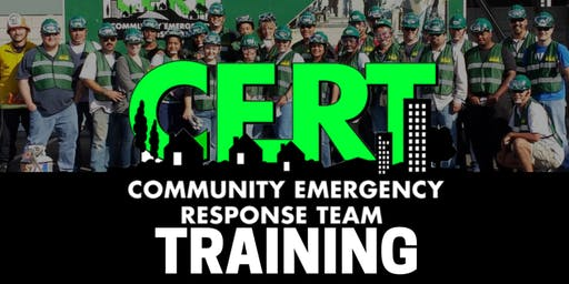 Fall 2019 Eastvale CERT Training