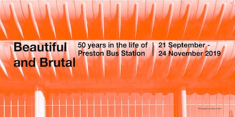 Preston Bus Station Conference tickets
