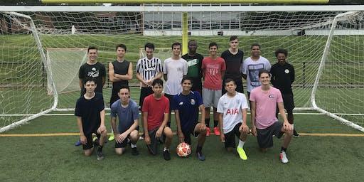 TCHS Soccer Banquet