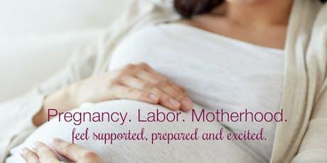 Happy Bump Day Prenatal Webinar tickets