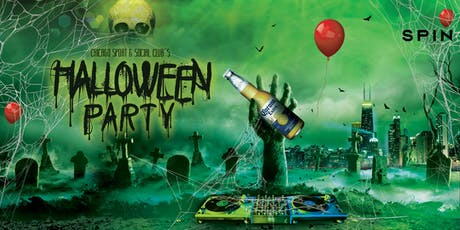 Halloween Party - Downtown River North tickets