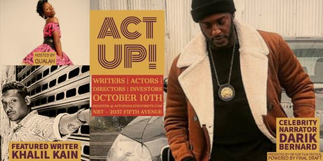 Hip Hop Film Festival presents - ACT UP! powered by Final Draft tickets