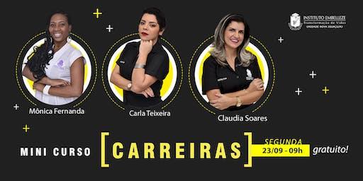 Mini curso CARREIRAS