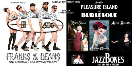 Franks &  Deans tickets