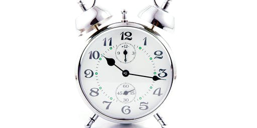 Time Management - Tuesday 22 October